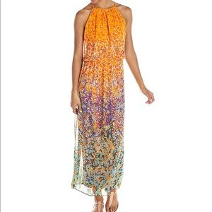 Maggy London size 4 maxi dress NWT
